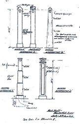 Sewer Vent designs - Bottom right chosen
