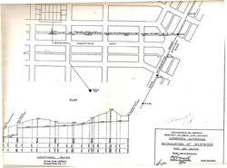 Main intercepting sewer Westridge area