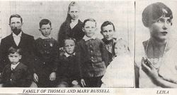 Thomas & Mary Russell