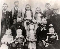 Chapman familycirca 1894?