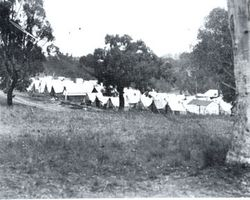 No 1 Labourers Camp c1925