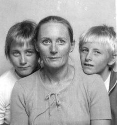 Ann Gugler (nee Austin), Robina and Brett