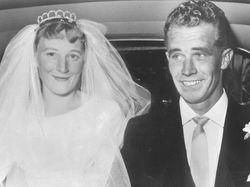 20 August 1958 Ann (nee Austin) and Florian Gugler