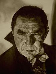 Bela Lugosi is Dracula