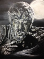 """the Wolfman"""
