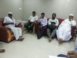Meeting on 03.03.2015