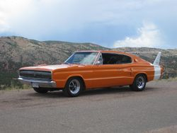 66 Charger, skyline drive, Colorado