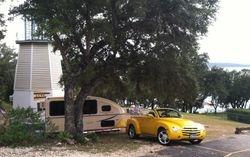 Sailboat Regatta @ Canyon Lake,TX