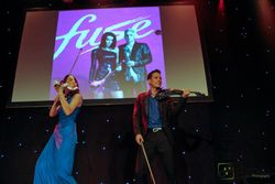 FUSE Violinists Headline at World Travel Awards 2012.