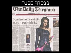 Linzi Stoppard & FUSE Press Pics.
