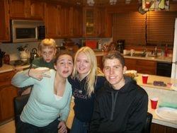 Ian, Veronica, Falon and Noah!!