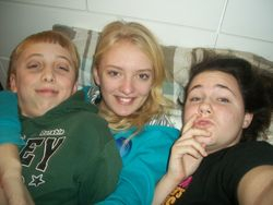 Ian, Fallon and Veronica