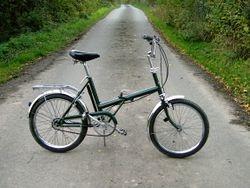 As ridden