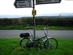 Near Stottesdon