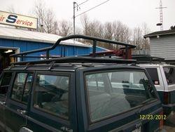Jeep Custom Roof Rack