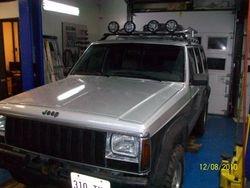 '89 Jeep Cherokee