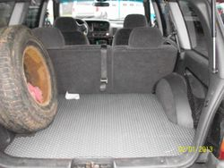 New Floor Mat's
