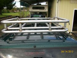 Roof Rack Built