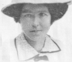 Robert McGarvey's wife