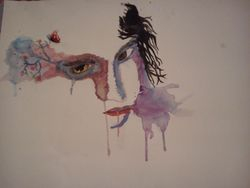 Watercolour Tears