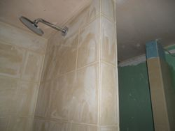 Bad grouting