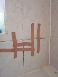 Tiling job gone bad