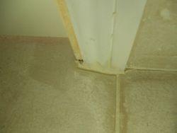 Botched up tiling