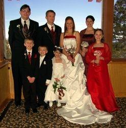 Winter Wedding 01/2010- Tannenbaum Event Center Mt. Rose Hwy