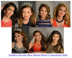 Miss United States Contestants 2016