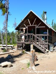 Olallie Small Cabin