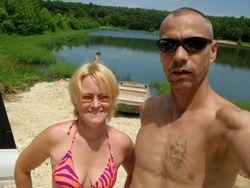 Karen and Roy