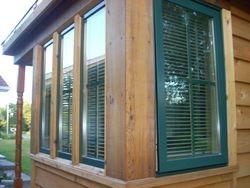 Corner shot of blinds :)