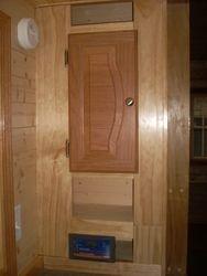 Cabinet door shut again
