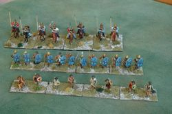Reinforcements for the Bactrian Greek Army
