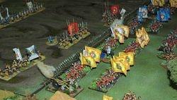 Game 1 Saxons vs. Swedes