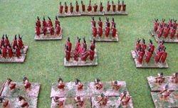 15mm Romans
