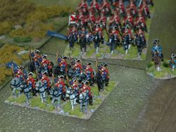 First Game - Dragoons