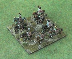 Cavalry Shields