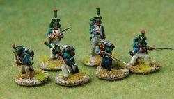 French Skirmishers