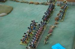 Cavalry in the Plain