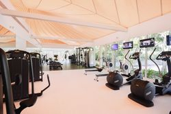Body Language Gym Area