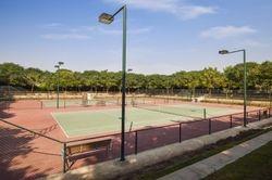 Body Language Tennis Courts