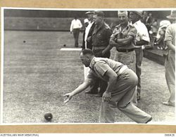 Atherton Bowls Club 13/5/1944