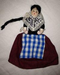 Souvenir doll face B