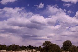 Yeah ... I love photographing clouds!