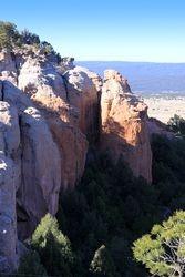 More of the Julie Lane cliffs