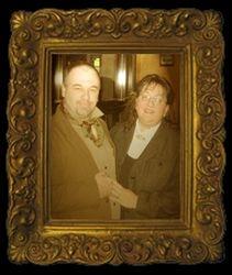 Lady Edwina Uffington-Smythe & Marcus Wilby