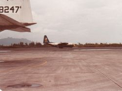 Blue Angel 1983 Hawaii Support