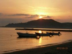 Another Alykes sunrise