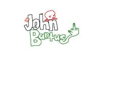 John Bartus title card